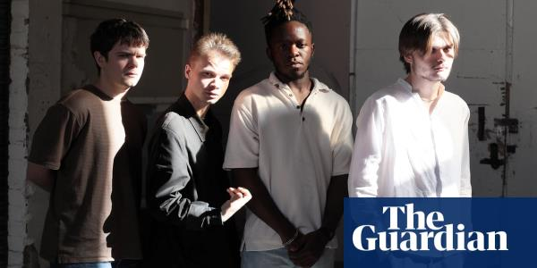 Mercury hopefuls Black Midi: All great art comes from self-indulgence