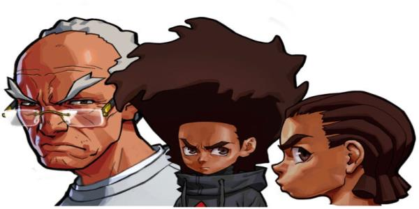 'Boondocks' Reboot Heads to HBO Max With 2-Season Order