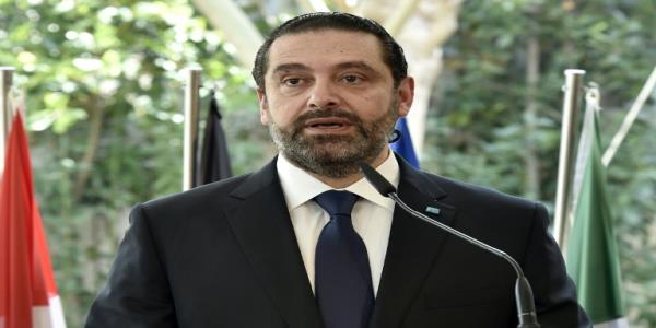 Lebanons Hariri suspends work at his TV channel