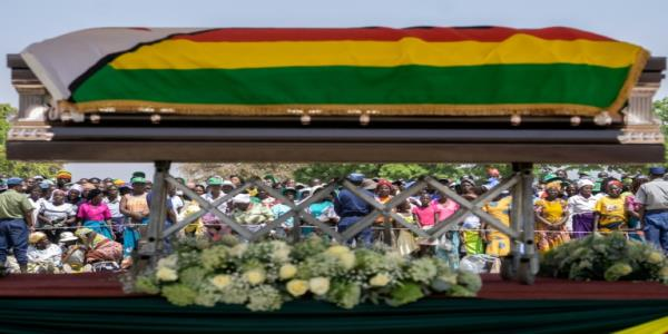 Traditional beliefs, rituals fuel tensions over Mugabes funeral
