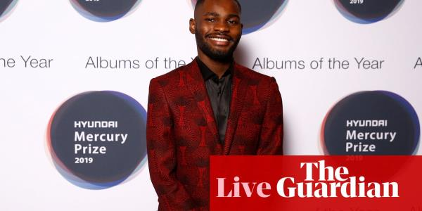 Mercury prize 2019: follow the ceremony live!