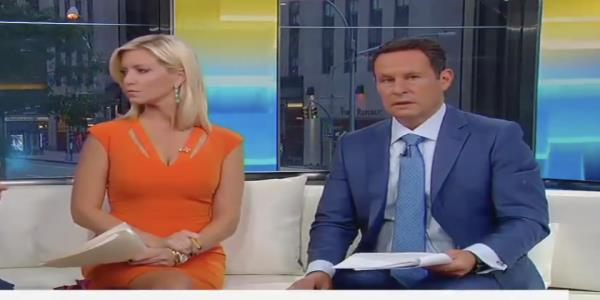 Fox & Friends mocks climate strike before pivoting to catastrophic hurricane coverage in Texas
