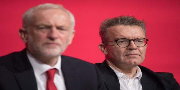 Labour NEC In Shock Move To Abolish Tom Watsons Deputy Leader Post