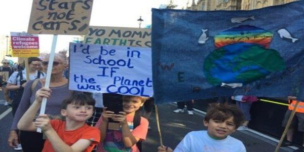 Climate Strike 2019: How Our Kids Woke Us Up To Care Again
