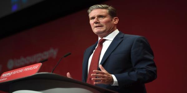 Keir Starmer Disappointed By Labour Brexit Decision But Says Eventual Pro-Remain Platform Obvious