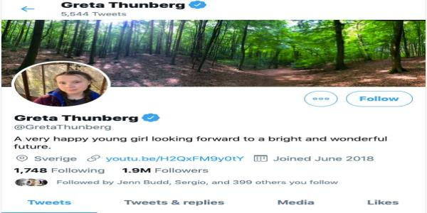 Greta Thunberg Responds To Trumps Mocking Tweet With Some Genius Shade