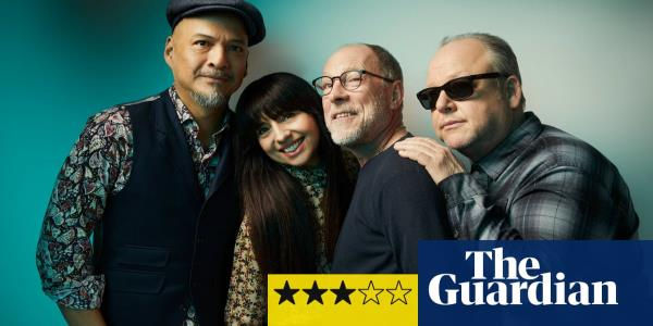 Pixies: Beneath the Eyrie review – gothy, theatrical alt-rock fables and tall tales