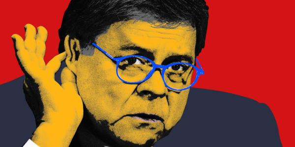Barr Can't Be Surprised Trump Offered His Services to Ukraine. He Predicted as Much