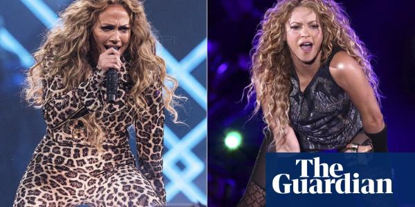 Jennifer Lopez and Shakira to headline Super Bowl 2020 half-time show