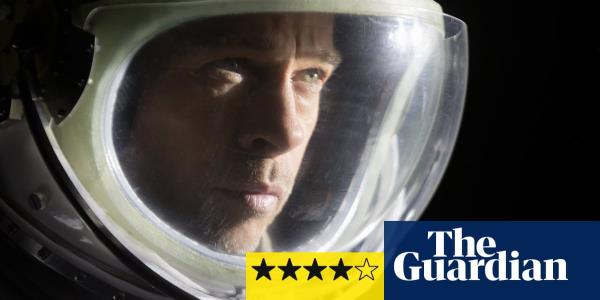 Ad Astra review – Brad Pitt on a thrilling Freudian space odyssey | Peter Bradshaws film of the week