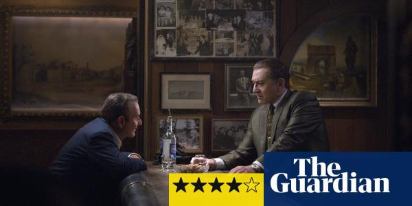 The Irishman review: Scorsese, De Niro, Pacino and Pesci are foes reunited in de-aged mob epic