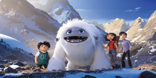 Box Office: 'Abominable' Climbs to No. 1 With $20.8 Million, 'Judy' Hits High Note