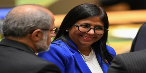 Diplomatic gatecrashers? UN sees dueling delegations from Venezuela