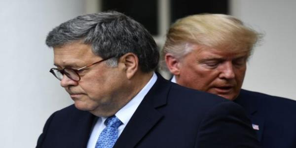 Attorney General Barr reportedly travels abroad to assist in another iffy Trump-instigated investigation