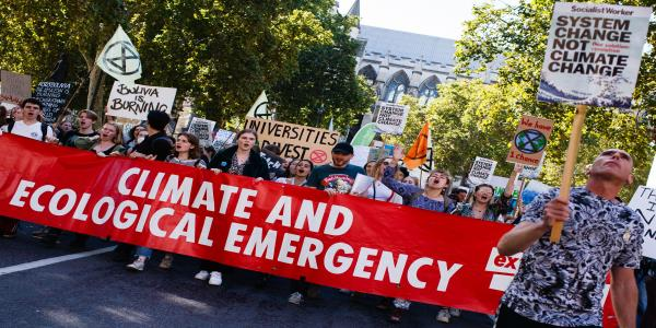 Extinction Rebellion Planning More Disruptive Protests If Westminster Shutdown Is Blocked