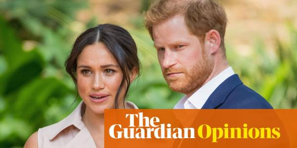 Harry and Meghan are celebrities, but that doesn't mean they owe us everything | Gaby Hinsliff