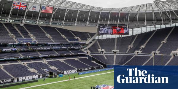 NFL takes over the Tottenham Hotspur stadium – in pictures