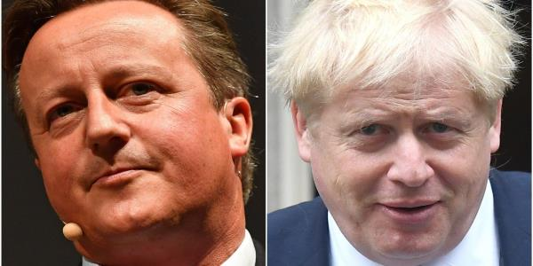 David Cameron Thinks Boris Johnsons Brexit Plan Is The Best Thing That Could Possibly Happen