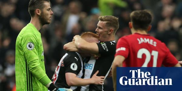 'Not acceptable': David de Gea speaks out after Manchester United defeat