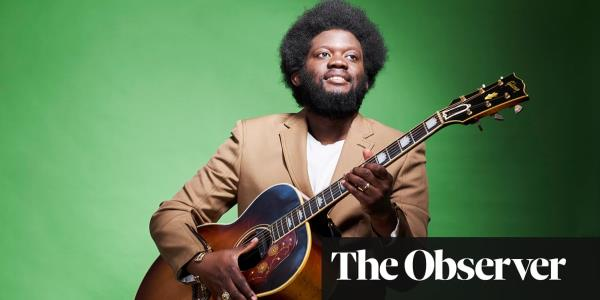 Michael Kiwanuka: 'I'm living my dream. And I was wasting it with thoughts of inferiority'