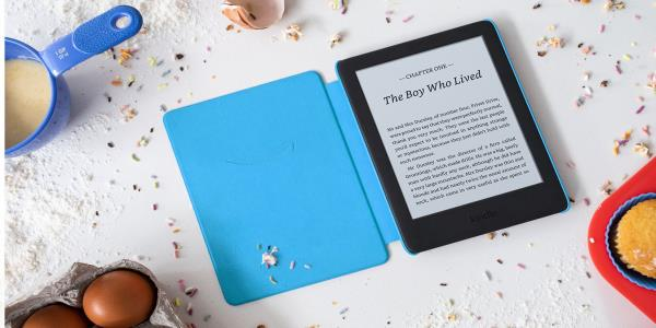 Amazon Launches A Kindle Especially For Kids