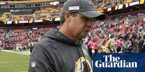 Washington call head coach Jay Gruden to office at 5am and fire him