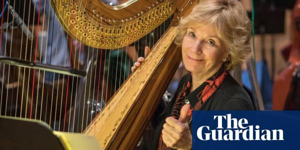 My harp will go on: meet Gayle Levant, Hollywoods favourite string-plucker