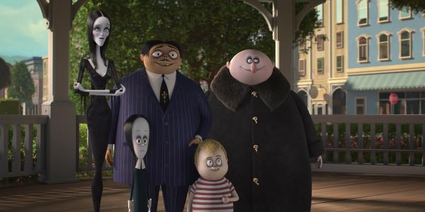 How The Addams Family became a parable for the immigration debate