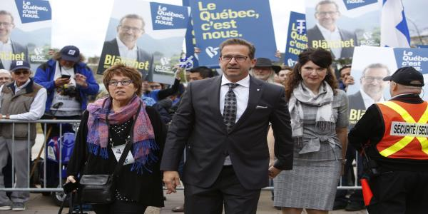 Quebec Separatists Are Back as Potential Kingmakers in Canada's Election