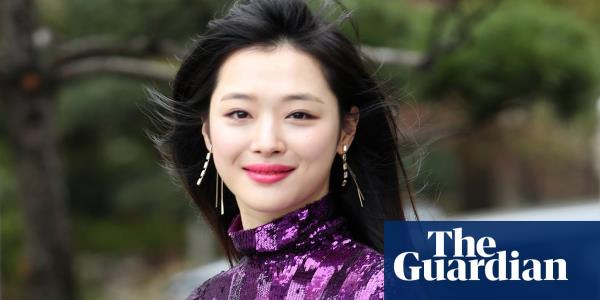 Sulli, K-pop star and actor, found dead aged 25