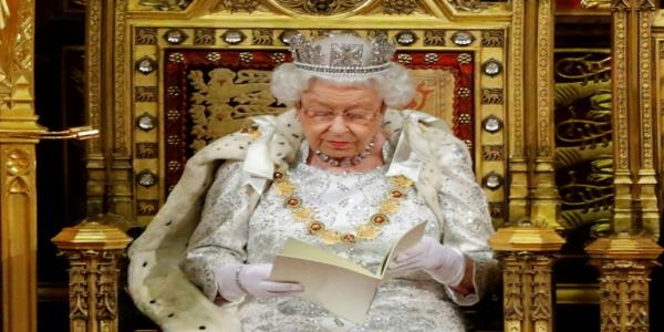 Brexit on October 31 a priority for British government: Queen