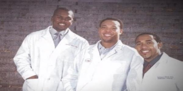 Friends who followed through on pact to become doctors inspiring next generation of physicians