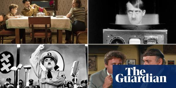 From Charlie Chaplin to Jojo Rabbit: an unlikely history of Nazi comedies