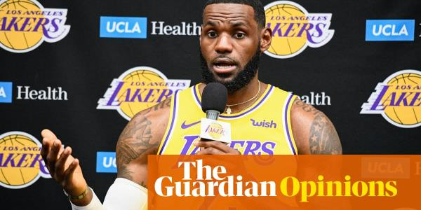 The conservative backlash against LeBron James has nothing to do with human rights