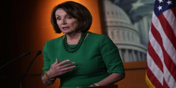 Nancy Pelosi says Trump had a meltdown in their White House meeting