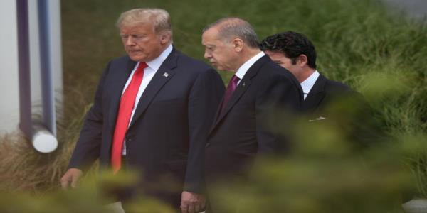 Trump to Erdogan in bizarre letter about Turkish offensive in Syria: Don't be a fool!