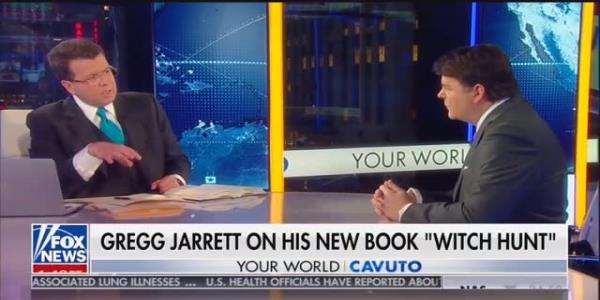 Fox's Neil Cavuto Challenges Trump-Boosting Colleague: 'Do You Fault the President for Anything?'