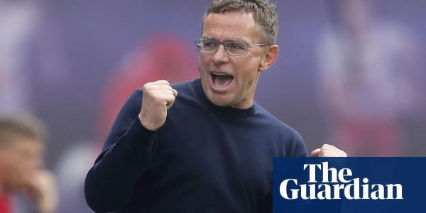 Ralf Rangnick: 'I have to influence areas of development across the whole club'