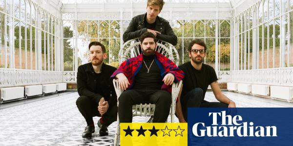 Foals – Everything Not Saved Will Be Lost Part 2 review | Alexis Petridiss album of the week