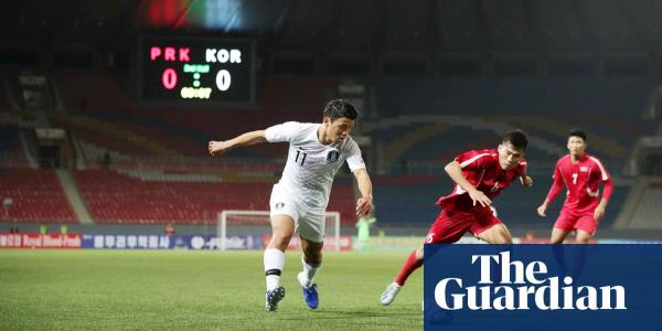 It was like war: North Korea v South Korea ends in goalless draw – video report