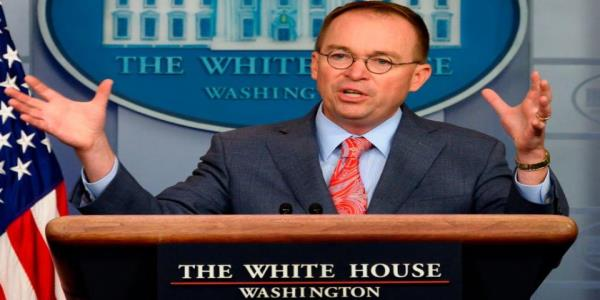 Mick Mulvaney admits to quid pro quo with Ukraine: We do that all the time