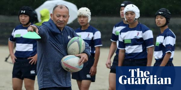 'Do or die': Eddie Jones channels his samurai spirit for England quarter-final