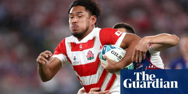 Japan forced into one change at fullback for South Africa clash