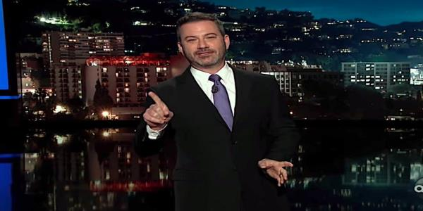 Kimmel: Trumps Ukraine defense just went from If the glove doesnt fit you must acquit to Gimme back my glove!