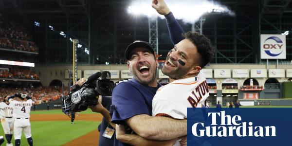 Houston Astros walk off with pennant as José Altuves homer buries Yankees