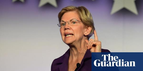 Too much power: its Warren v Facebook in a key 2020 battle