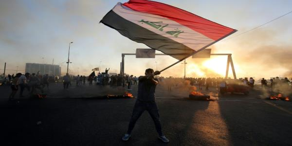 Firebrand cleric green-lights fresh protests in Iraq