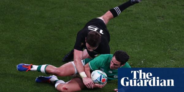 Andy Farrell can reshape Ireland's future after defeat to New Zealand