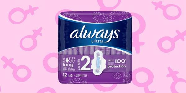 Always Ditches Feminine Symbol On Packaging To Make Products Trans And Non-Binary Inclusive