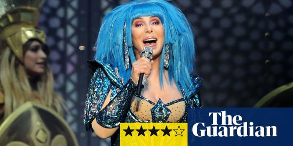 Cher review – fabulous show turns back time and turns up camp